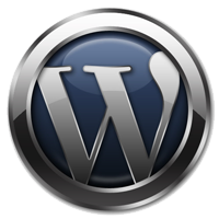 wordpress cheat sheet logo