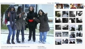 Open Source Facebook Photo Gallery