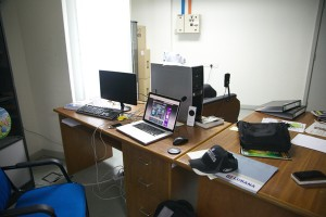 My Research Room