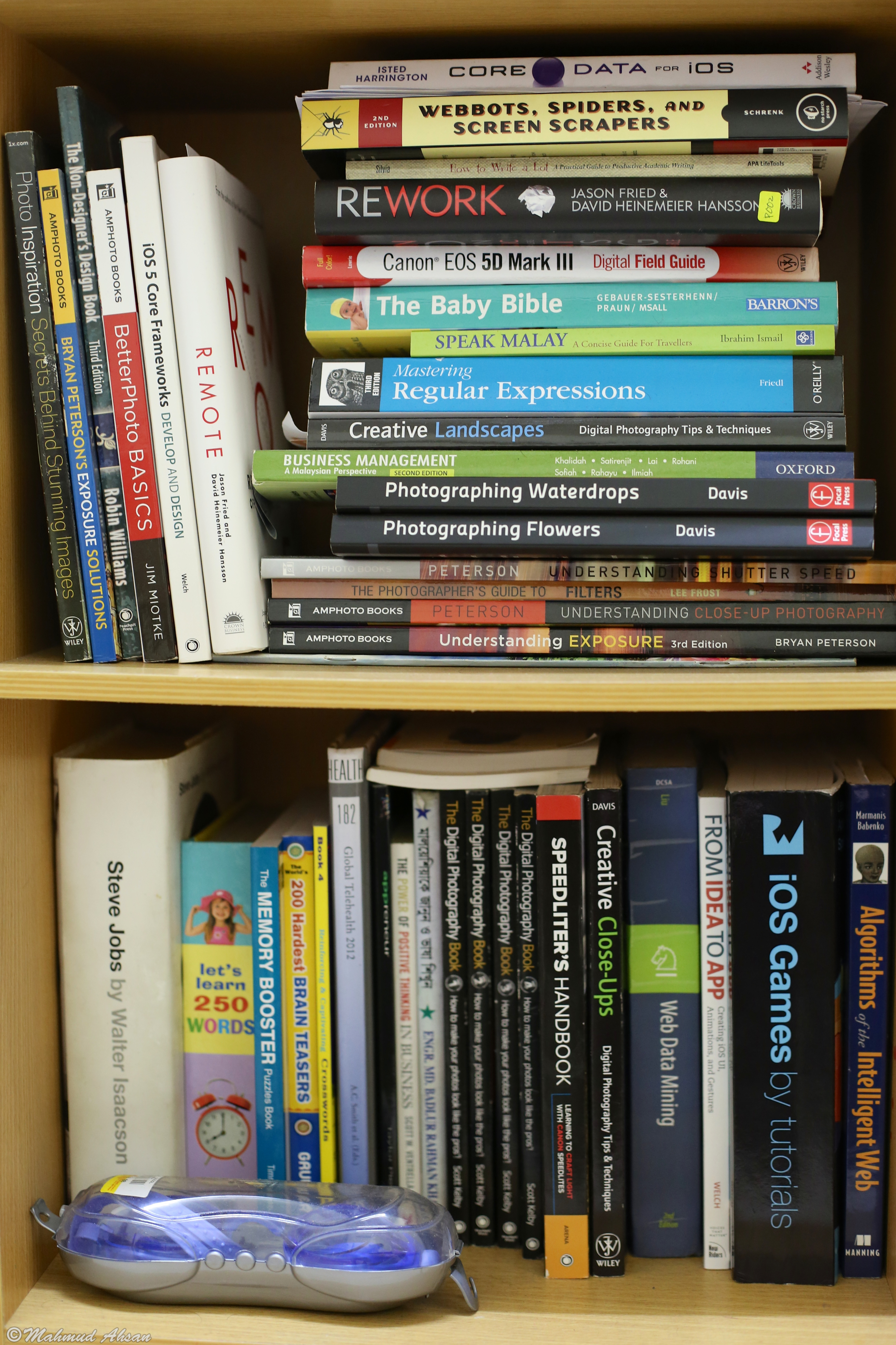 My Personal Books Collection